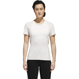 adidas Franchise Supernova T-Shirt Femme, cloud white